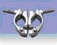 Поворотный хомут кованый Swivel Coupler 60 x 48